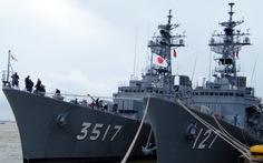 Nhật tăng cường hợp tác quốc phòng với Việt Nam