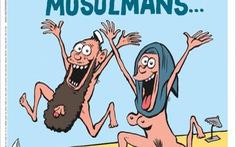 Charlie Hebdo lại chọc giận người Hồi giáo
