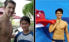 Từ Phelps đến Schooling, từ Marlon Brando đến Leonardo DiCaprio