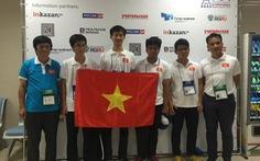 Olympic Tin học quốc tế: Việt Nam hai huy chương vàng