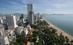"""Bờ biển Nha Trang thành """"đô thị nén"""""""