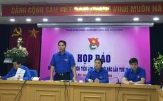 445 đại biểu dự đại hội Thanh Niên tiên tiến làm theo lời Bác