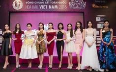 Hoa hậu Việt Nam: Loay hoay tìm người đẹp không tì vết