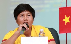 U-16 nữ Việt Nam quyết tâm giành vị trí nhất bảng D