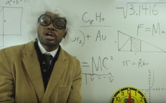 Thầy giáo Mỹ hát rap khuyến khích học sinh đến trường