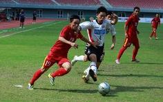 U-19 VN sẽ chơi tấn công trướcU-19 CLB Consadole Sapporo