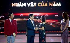 VTV Awards trao giải Nhân vật của năm cho Trần Lập