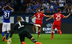 Điểm tin sáng 10-9: Lewandowski giúp B.M độc chiếm ngôi đầu Bundesliga