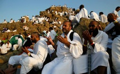 Thánh địa Mecca vào giờ thử thách