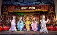 Hoài Linh tổ chức giỗ ngành sân khấu tại nhà thờ tổ