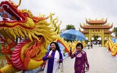 Cận cảnh nhà thờ tổ của NSƯT Hoài Linh vừa khánh thành
