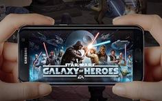 """Khám phá """"bảo bối"""" tạo niềm vui: Samsung Galaxy S7"""