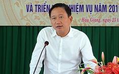 Kỷ luật ba cán bộ liên quan đến vụ Trịnh Xuân Thanh