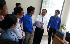 Khánh thành văn phòng Đảng ủy KCN Hiệp Phước