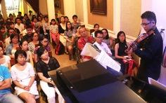 Nhạc cổ điển đến với bạn trẻ Sài Gòn, Hà Nội