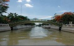 Bangkok giăng 1.682 kênh mương và 25 khu trữ lũ chống ngập