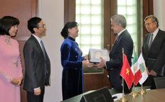 Mexico City sẵn sàng thiết lập quan hệ hợp tác với TP.HCM