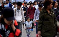 """Trung Quốc kêu cán bộ làm gương """"đẻ thêm"""""""