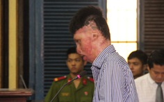 Đổ xăng thiêu người tình, lãnh 18 năm tù