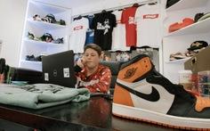 16 tuổi, kiếm triệu đô nhờ bán giày hiếm