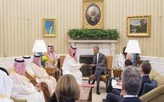 Ông Obama phủ quyết dự luật cho phép dân kiện Ả rập Saudi
