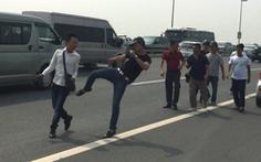 Chủ tịch Hà Nội yêu cầu xử nghiêm vụ hành hung nhà báo