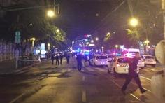 Nổ lớn ở Budapest, nhiều người bị thương
