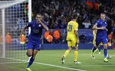 Leicester thắng trận thứ 2 liên tiếp ở Champions League