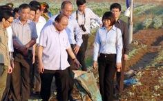 Audio 28-9:Thủ tướng dậy sớm vào chợ ra đồng