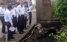 Người Sài Gòn sẽ nhận được tin nhắn báo ngập nước