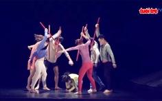 Clip Liên hoan múa đương đại Á-Âu 2016 đong đầy cảm xúc