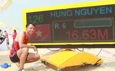 """Đoàn thể thao VN """"bội thực"""" huy chương tại ABG5"""