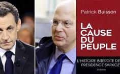 Sách của Buisson, quả đấm cho Sarkozy