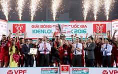 Than Quảng Ninh lần đầu đoạt Cúp quốc gia