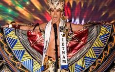 Ngọc Tình giành ngôi Á vương 1 tại Nam vương Đại sứ hoàn cầu