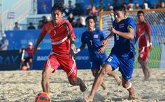 Thể thao bãi biển giúp phát triển du lịch