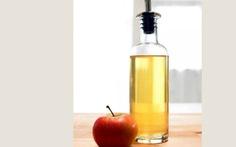 Giấm táo: lợi và hại