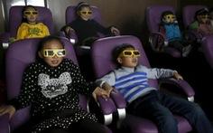 Cảnh báo tác hại khi cho trẻ dưới 6 tuổi xem hình ảnh 3D