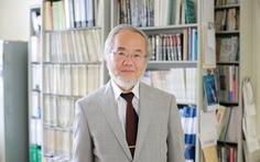 Giải Nobel y học 2016 trao chonhà khoa học NhậtYoshinori Ohsumi