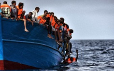 Hải cảnh Ý cứu hơn 6.000 người di cư trong một ngày
