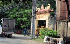 Nghi phạm truy sát chùa Bửu Quang từng tu tại chùa này