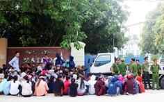 Hơn 2.500 công nhân Matrix Vinh ngưng đình công sau đối thoại