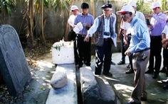 Thăm dò dấu vết lăng mộ vua Quang Trung
