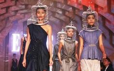 """Bộ sưu tập váy áo """"cảm hứng Việt Nam"""" của Diệu Anh"""