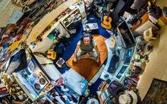 Phòng ngủ của người trẻ trên thế giới có gì chung?
