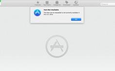 Apple xóa sổ ứng dụng Dash trên App Store vì 'gian lận'