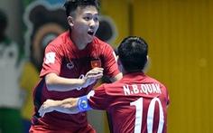 Bàn thắng của Minh Trí đẹp thứ 2 ở World Cup futsal 2016
