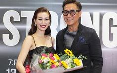 Sao TVB Mã Đức Chung chúc mừng Khánh My theo nghề ca