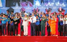Mittinh kỷ niệm 60 năm Ngày truyền thống Hội LHTN Việt Nam
