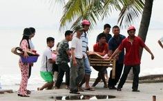 Bắt nóng nghi phạm giết bảo vệ bãi tắm Mân Thái